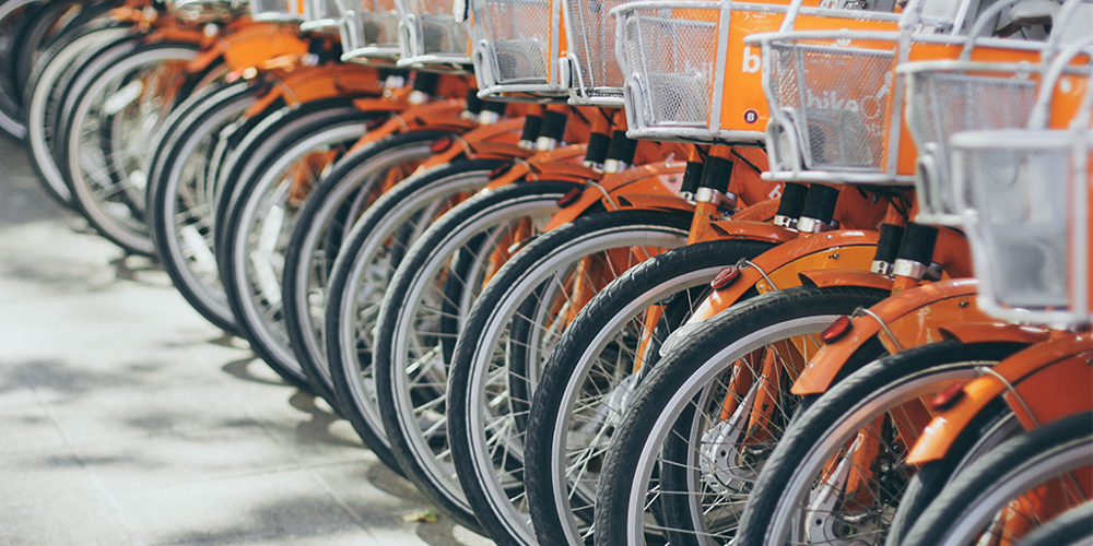 Bike-share schemes: between complementarity and competition