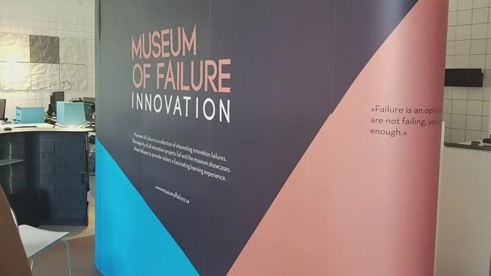 Même le flop a droit à son musée