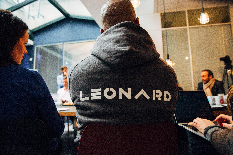 Intrapreneur Leonard