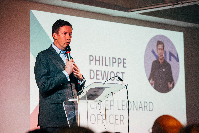 Philippe Dewost - Leonard