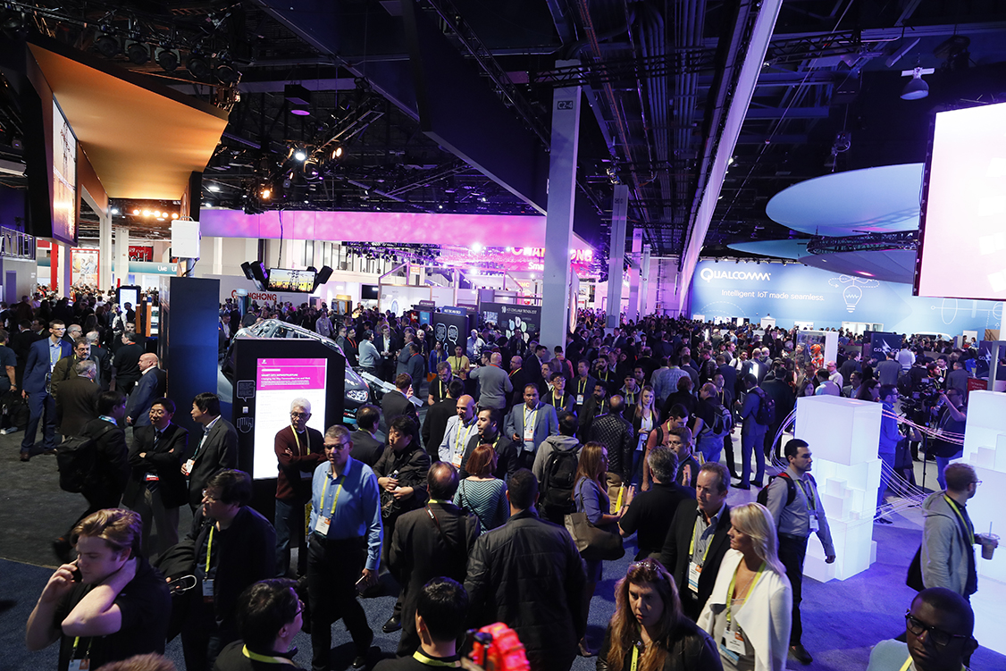 CES 2018, and beyond? How will technologies shape the city of tomorrow?