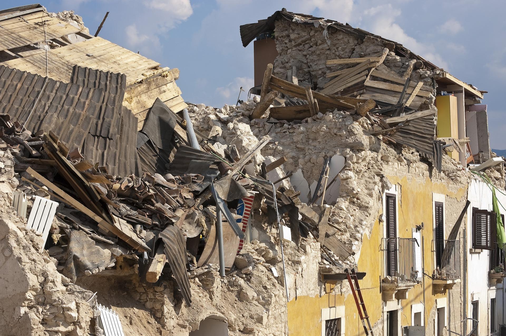 Résilience urbaine: 20 séismes violents vont faire trembler laTerre