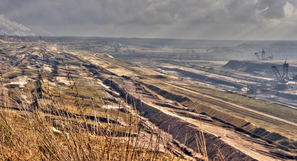 Energie: Les mines à charbon se convertissent aux renouvelables