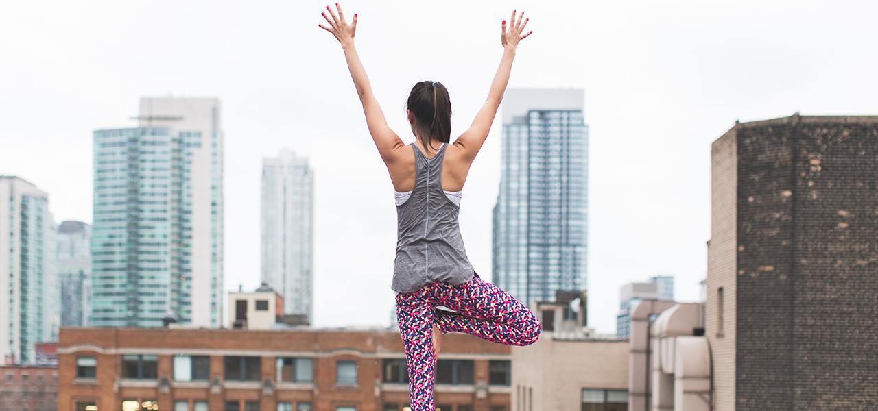 responsive city - yoga