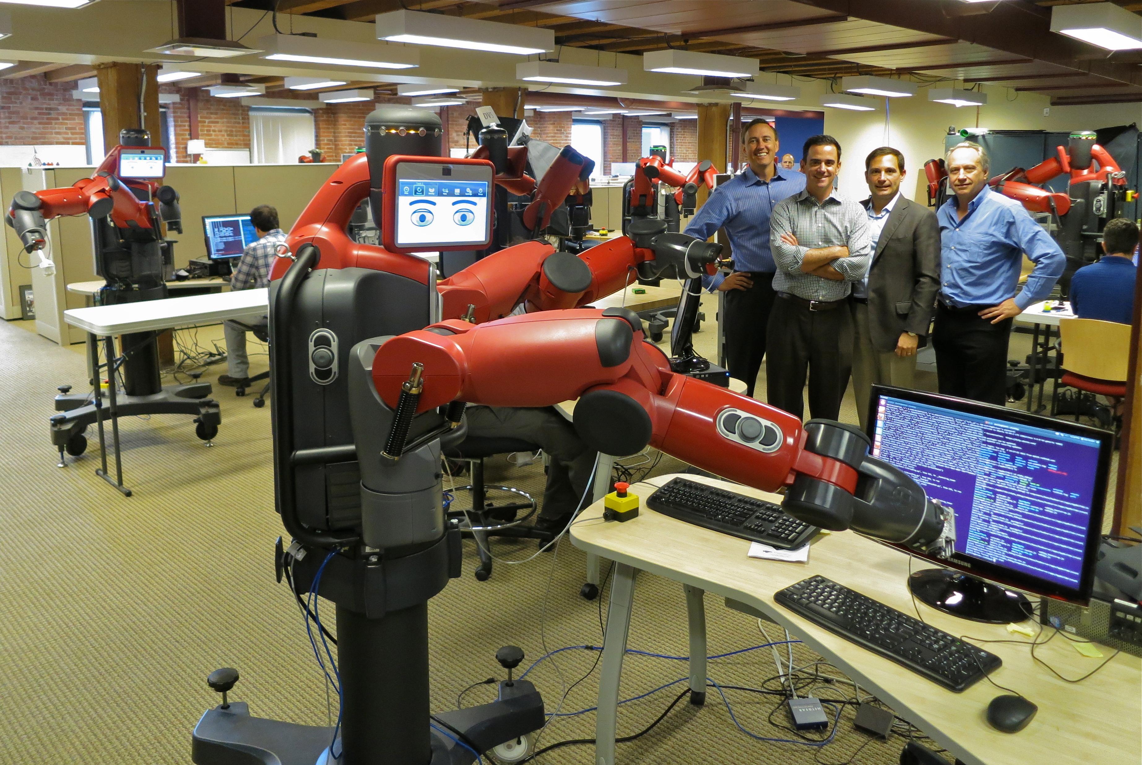 Robotisation: La cobotique intègre les environnements detravail