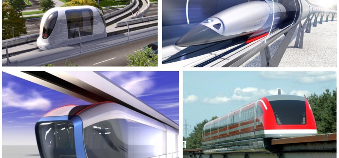 Gadgetbahn - illustrations