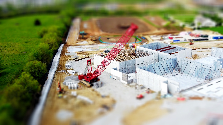 Construction : l'automatisation est au travail