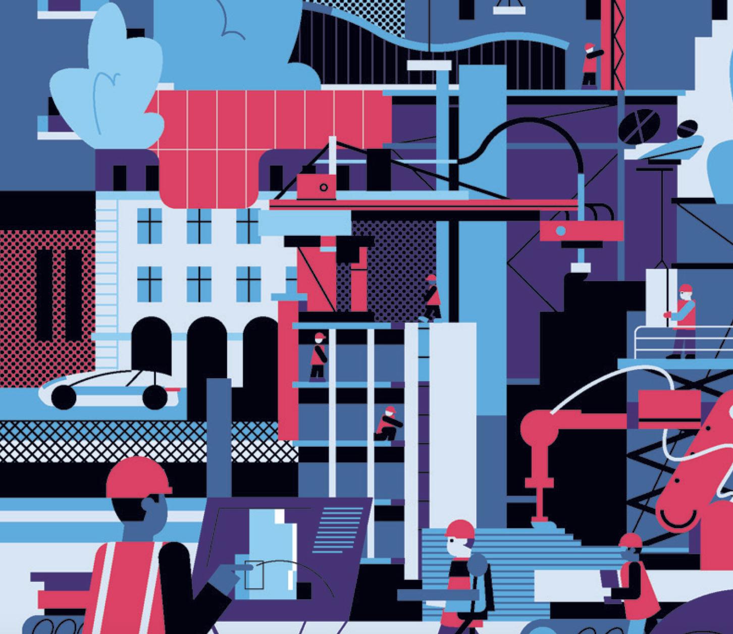 Villes promises, infrastructures de demain : l'année 2018 dans la veille de Leonard