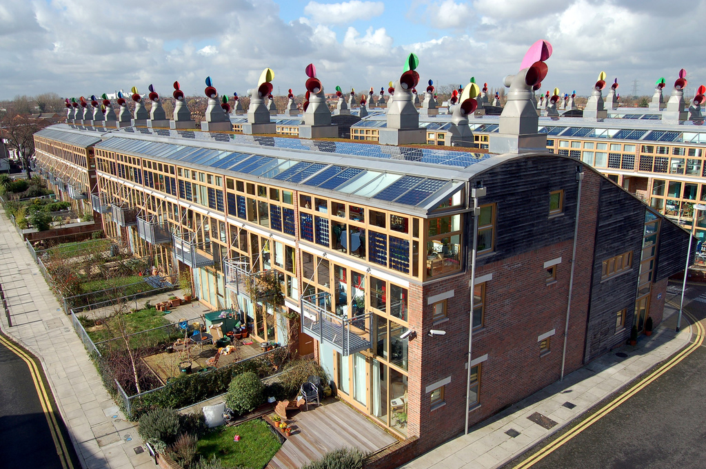 Major businesses powering solar