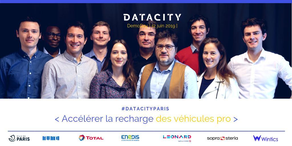 """Challenge """"Recharge des véhicules pro"""" - DataCity #4"""