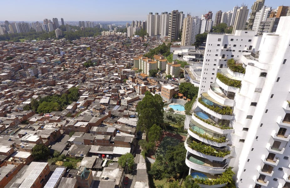Sao Paulo inequalities