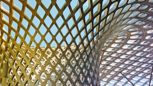 Parametric design is gatecrashing the whole building life cycle