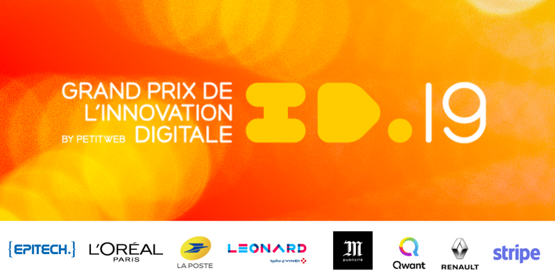 Grand Prix de l'innovation digitale 2019