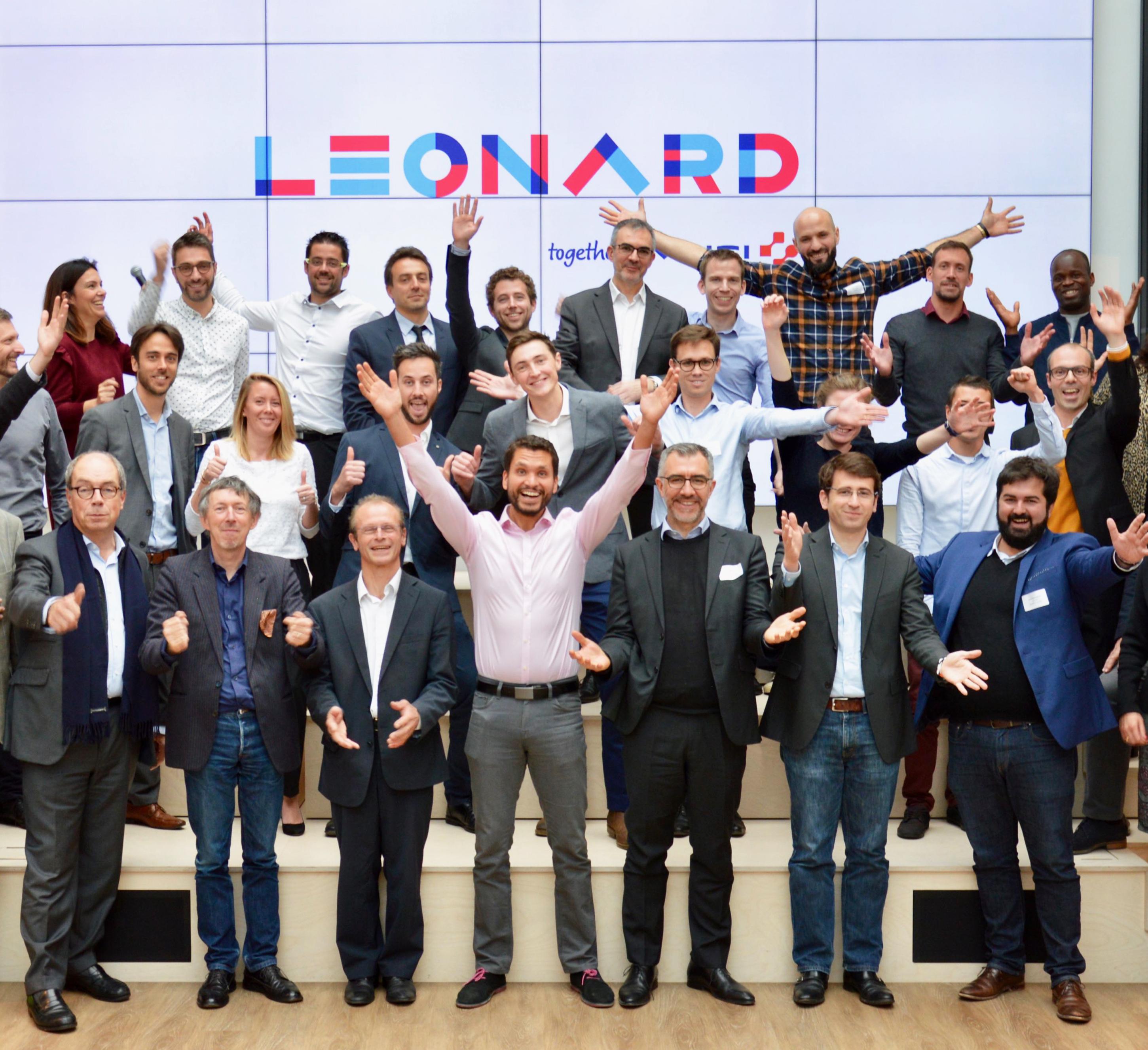 Leonard, premier espace européen dédié aux métiers de la ville durable