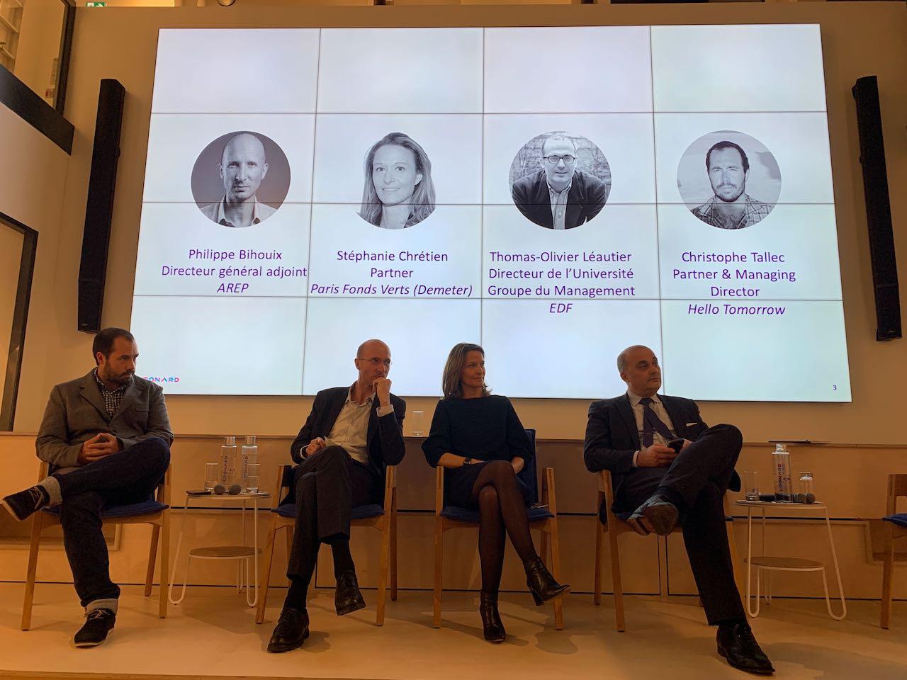 Nouvelles technologies et croissance durable : un modèle dépassé ?