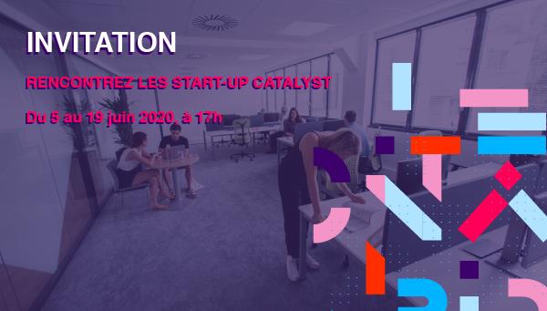 Rencontrez les start-up du programme CATALYST de Leonard
