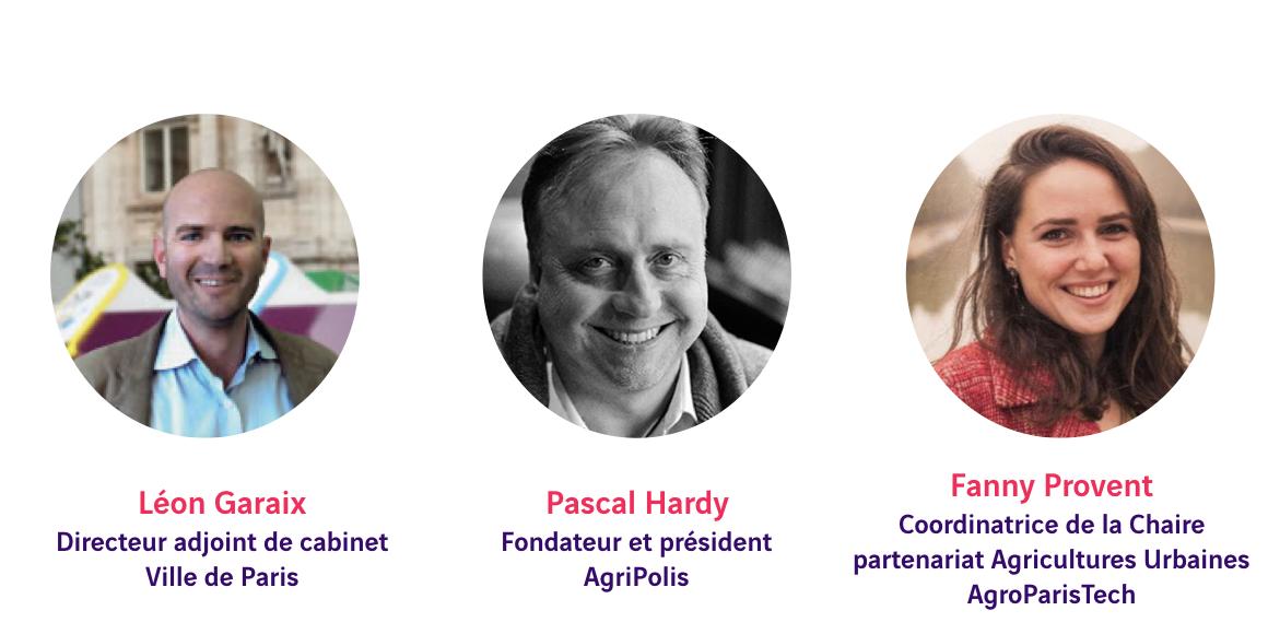 Léon Garaix, Pascal Hardy et Fanny Provent - Building Beyond 2020