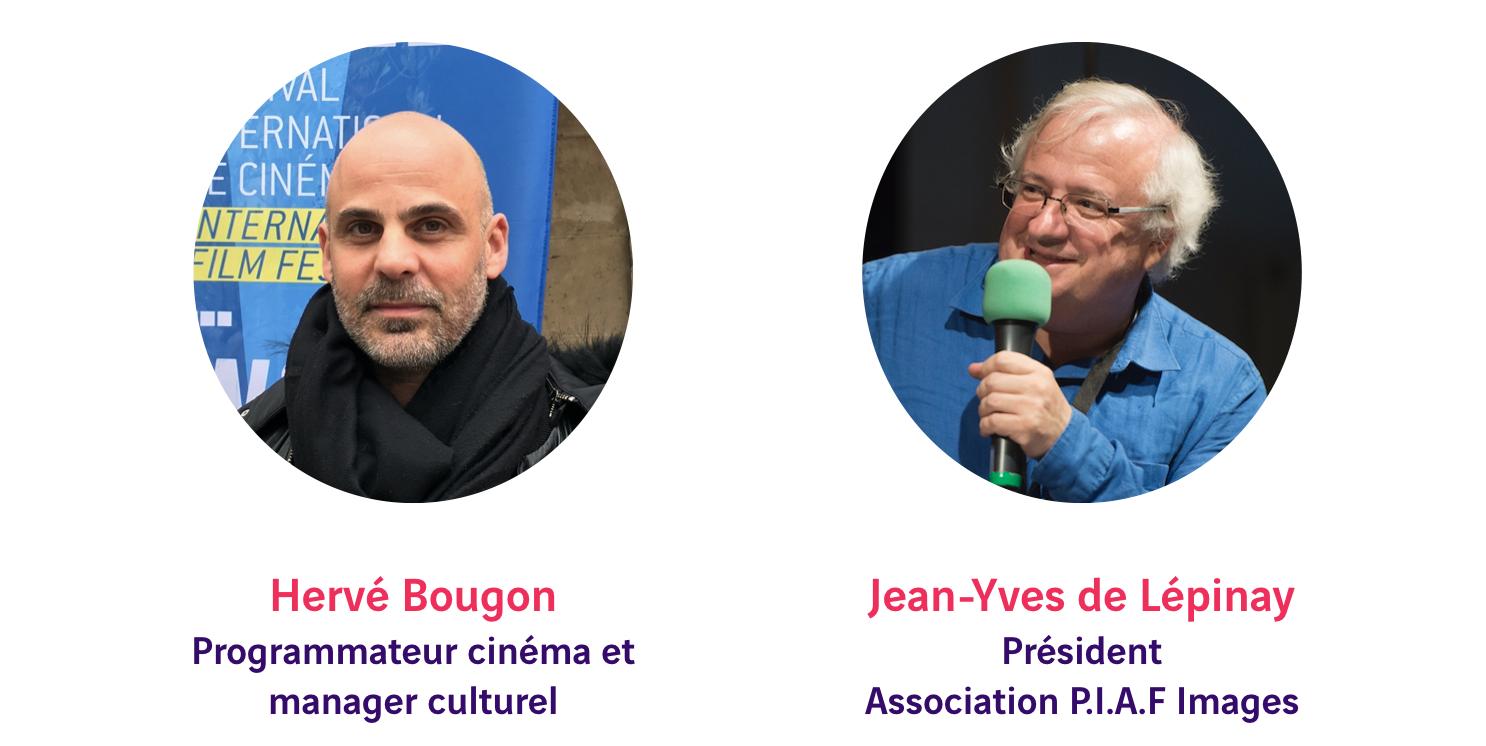 Hervé Bougon, Jean Yves de Lépinay