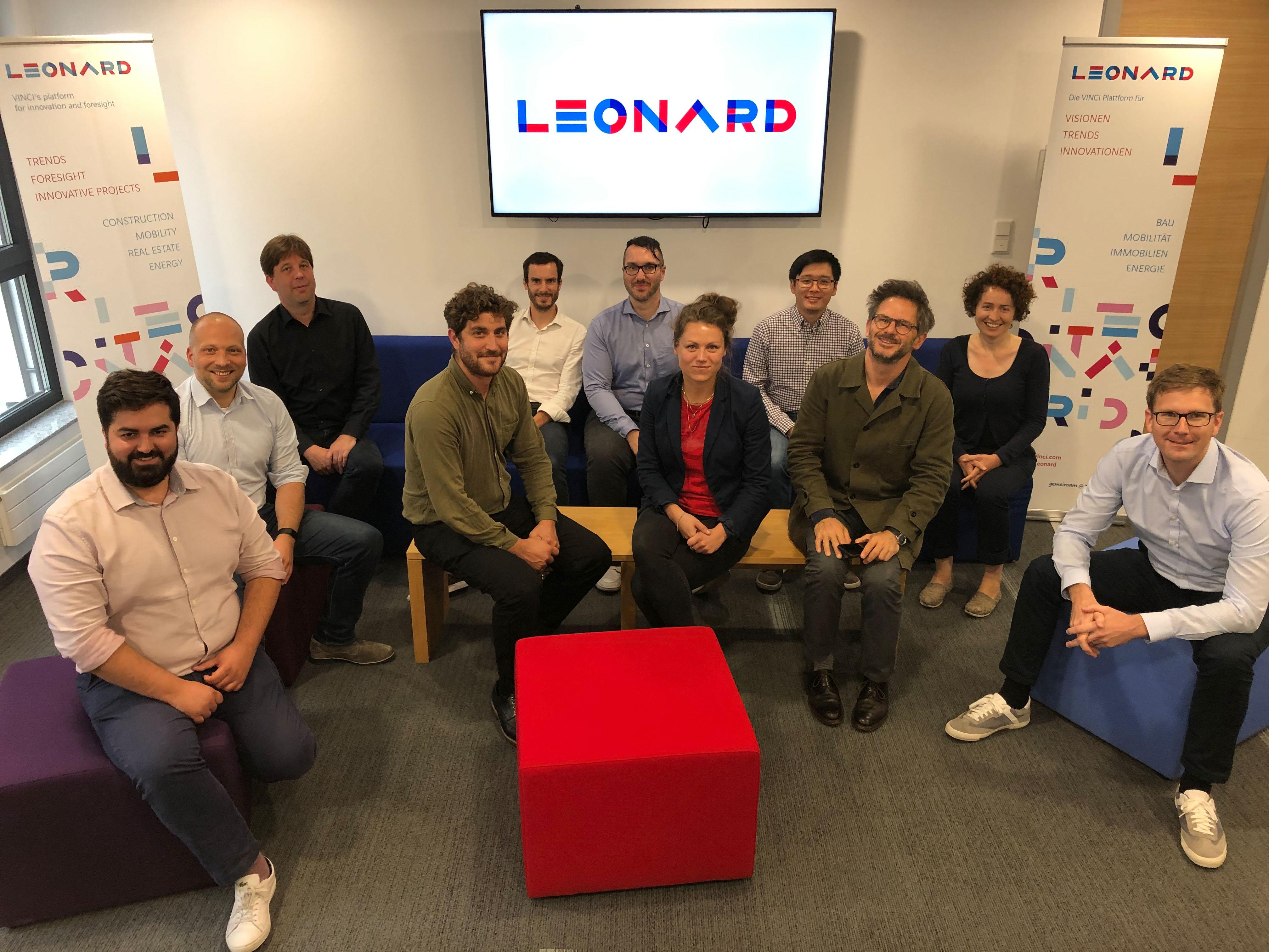 Herzlich Willkommen bei Leonard!