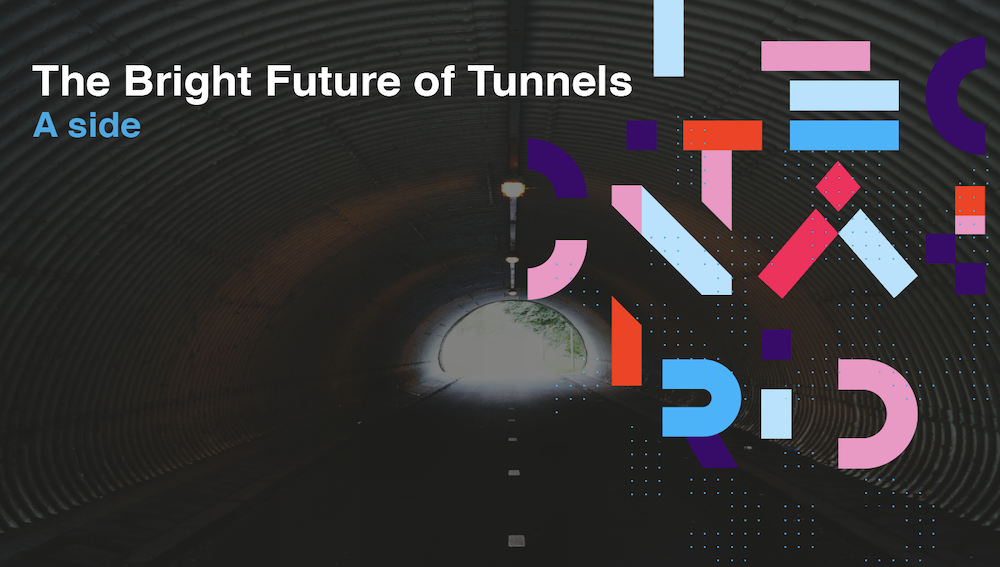 """The Bright Future of Tunnels"" newsletter – October 2020"