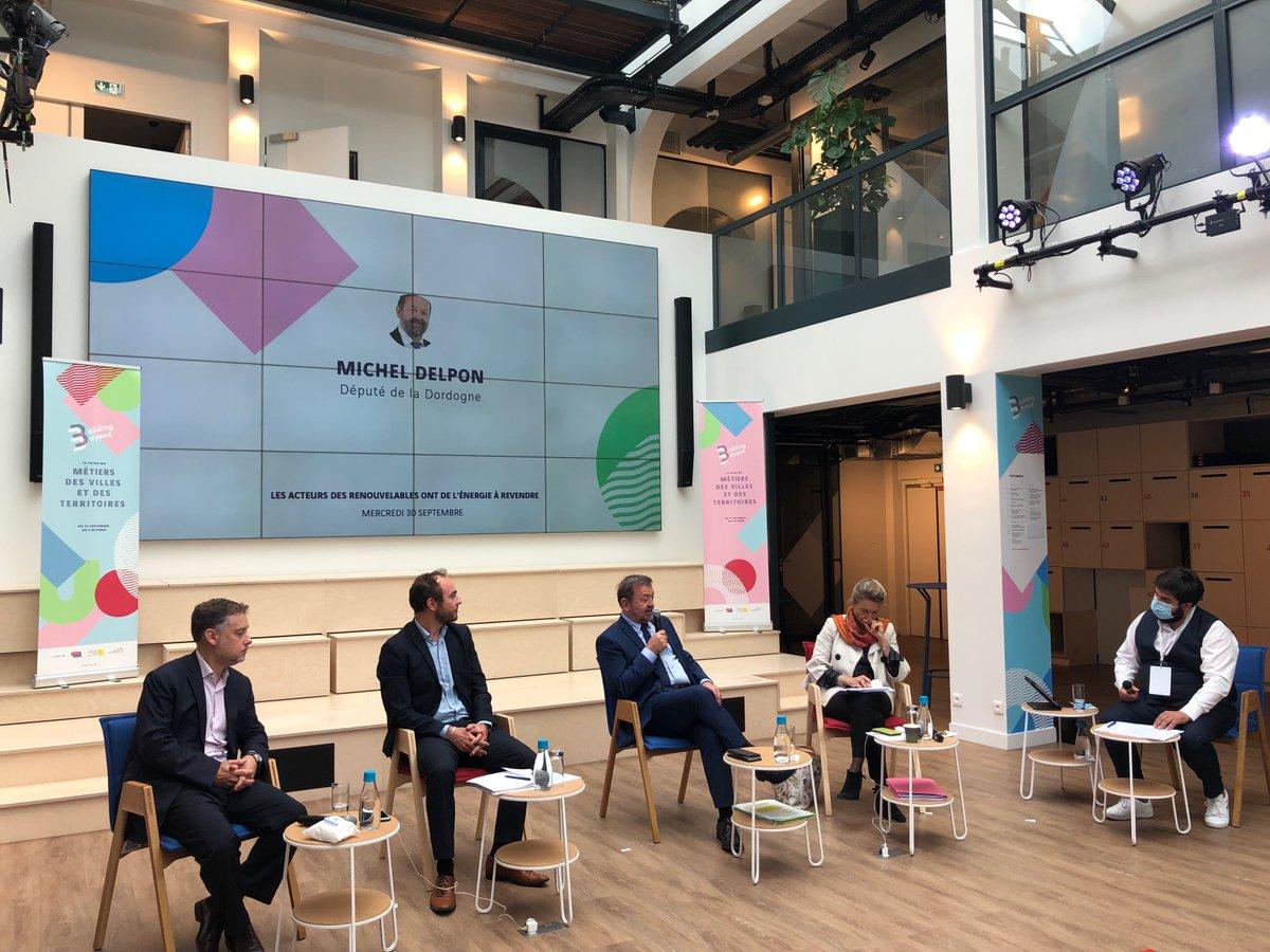 Building Beyond, jour 8 –Le plein d'énergies renouvelables