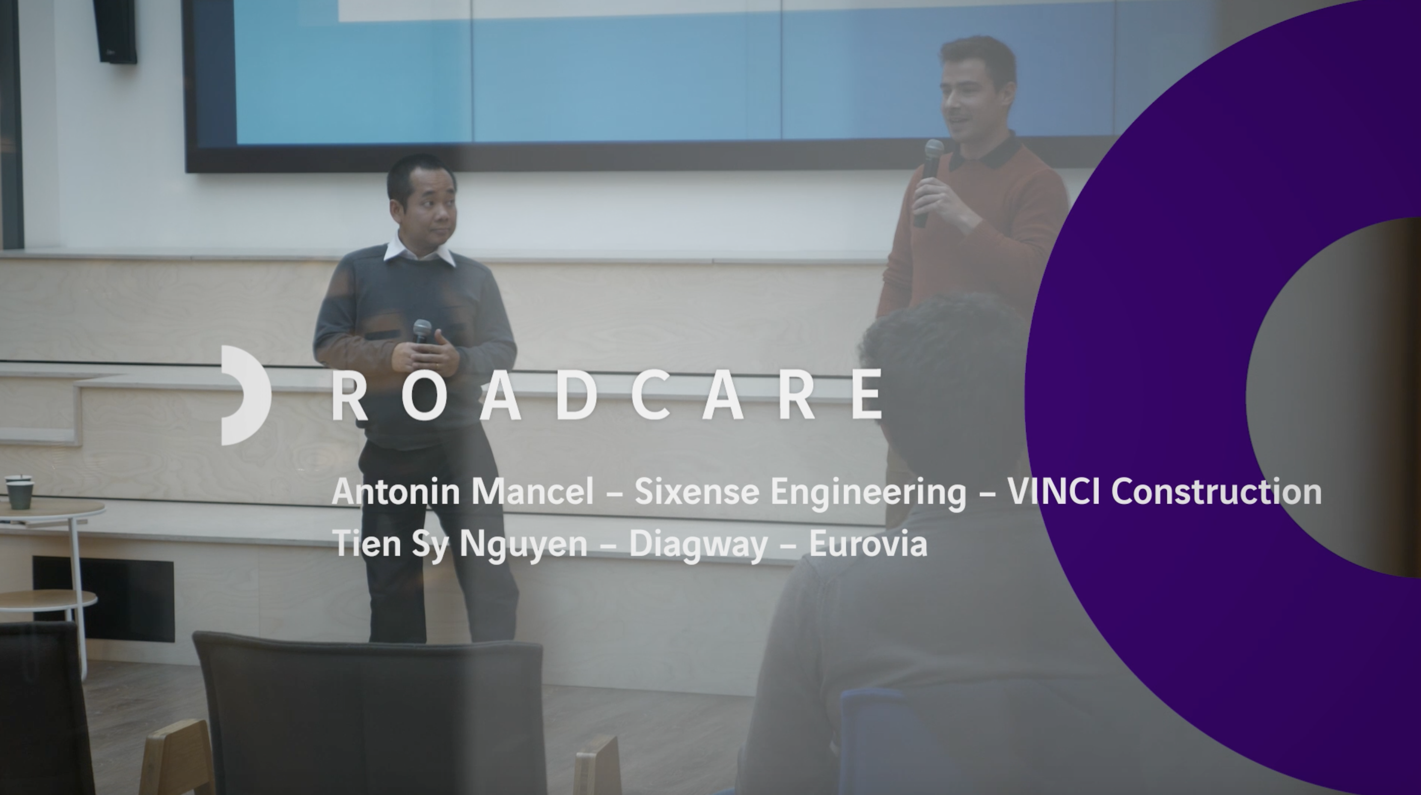 Intrapreneurs: meet Antonin Mancel from Roadcare