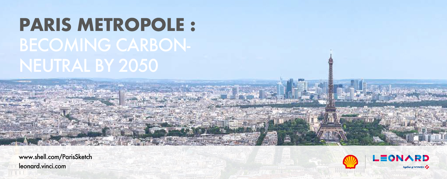 3 ways Paris can become carbon free