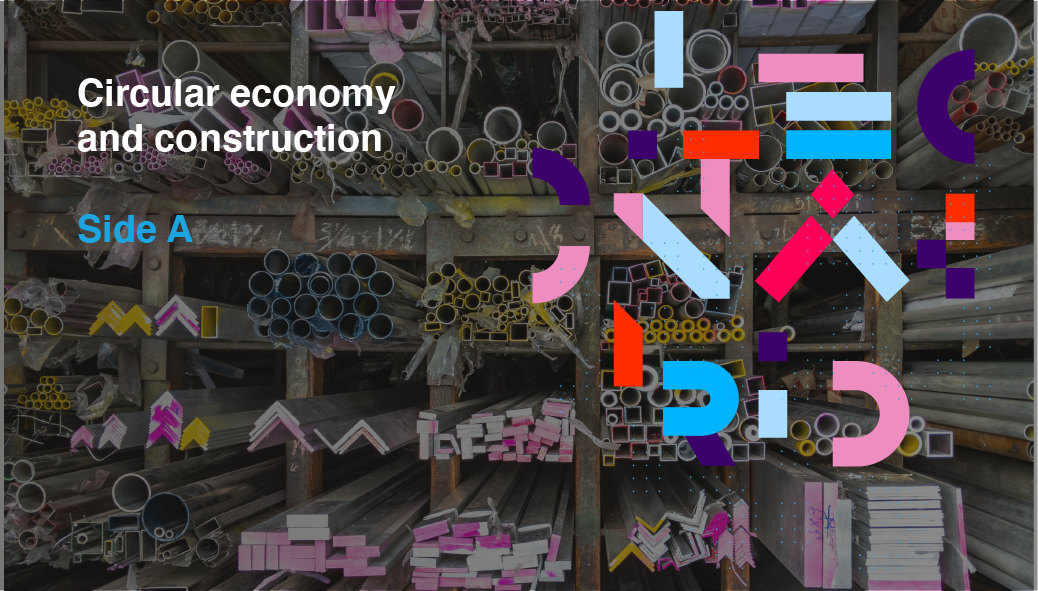 Newsletter «Économie circulaire et construction» – Décembre 2020