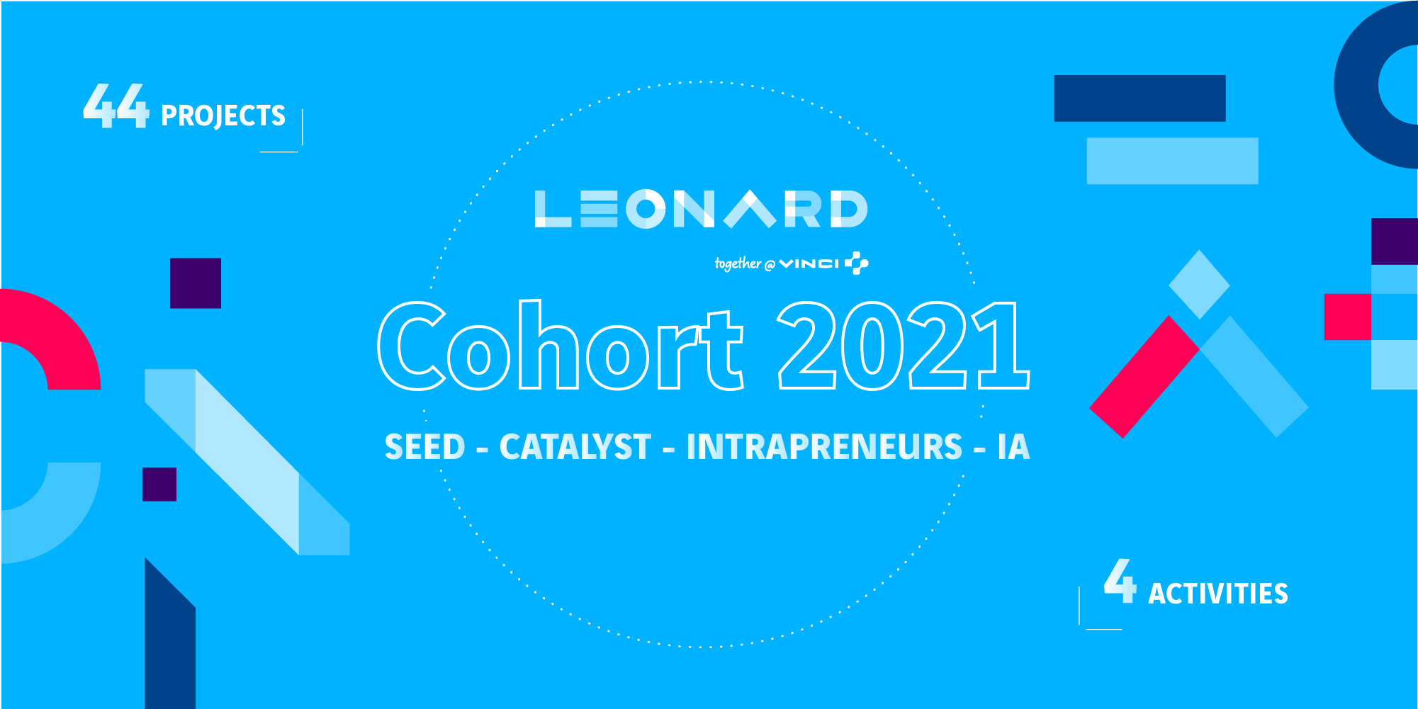 Leonard's acceleration programs involve 44 new projects in 2021