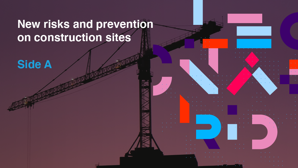 """New risks and prevention on construction sites"" newsletter – February 2021"