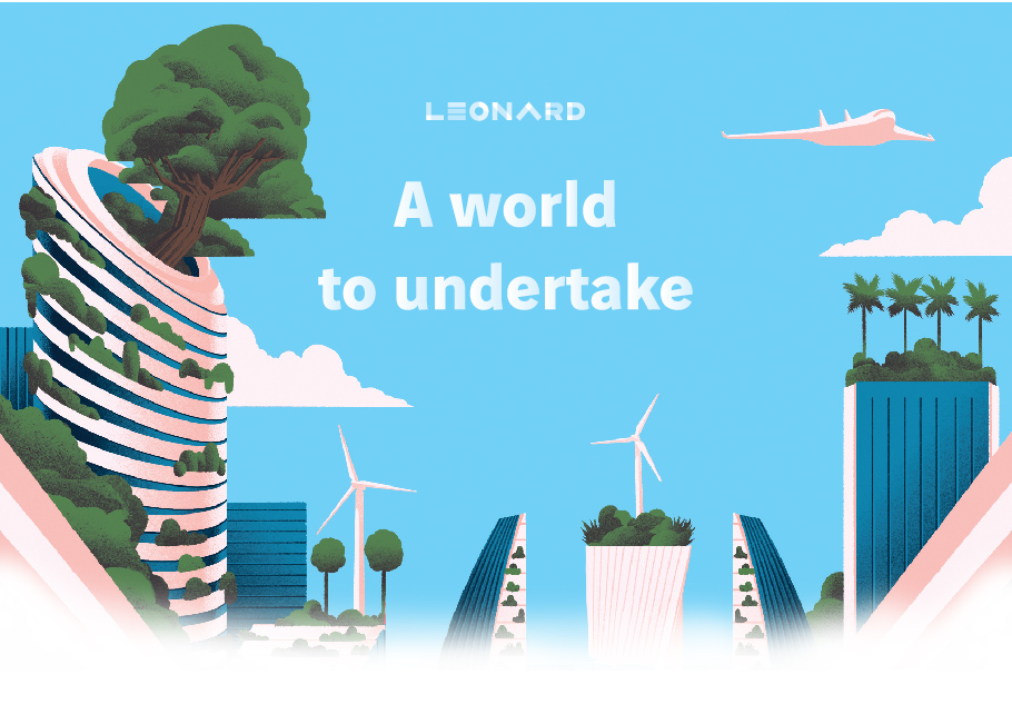 A world to undertake: discover our 2020-2021 year book
