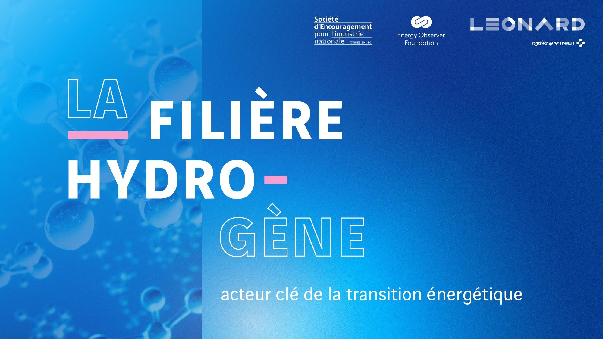La filière hydrogène, acteur clé de la transition énergétique : nouveau cycle événementiel
