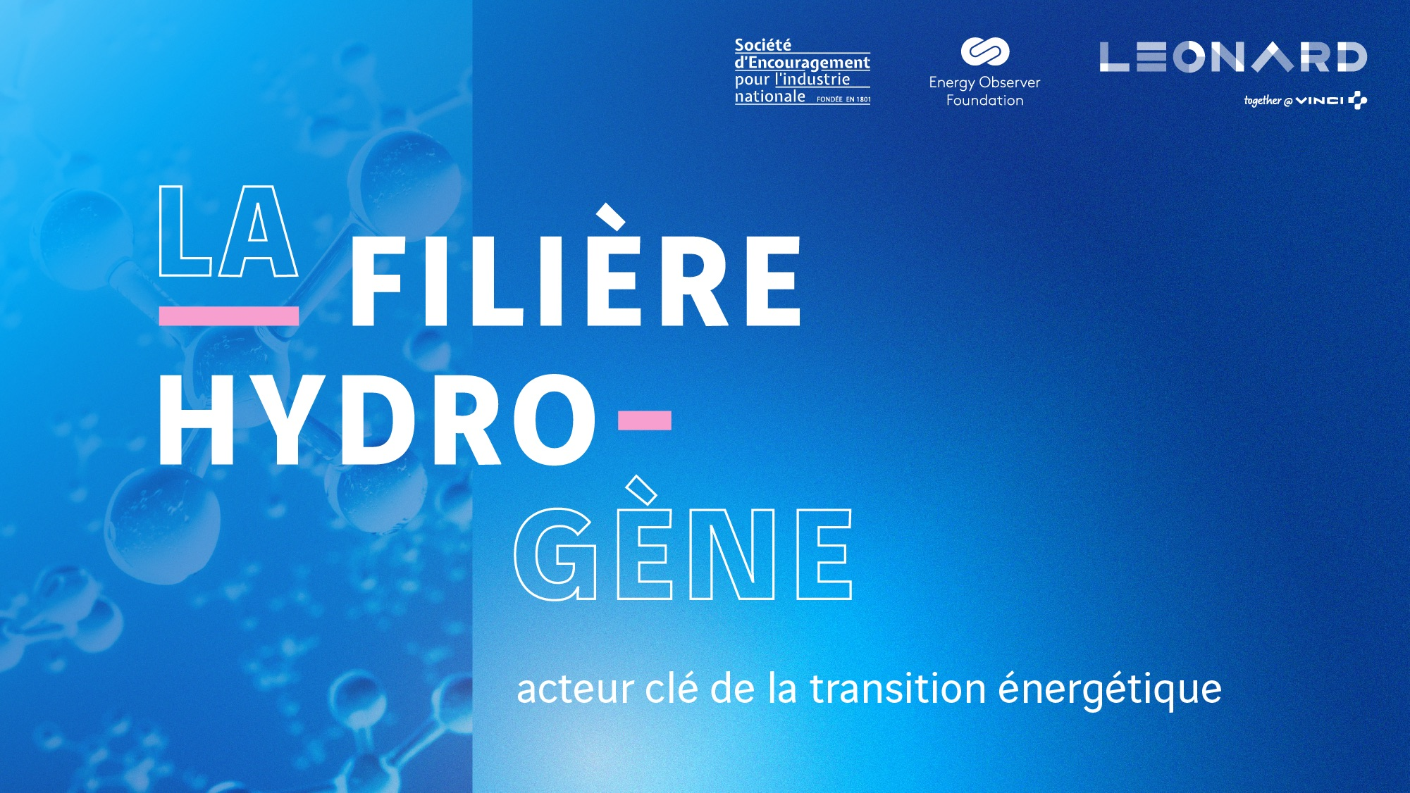 New public events series: the hydrogen sector, a key player in the energy transition