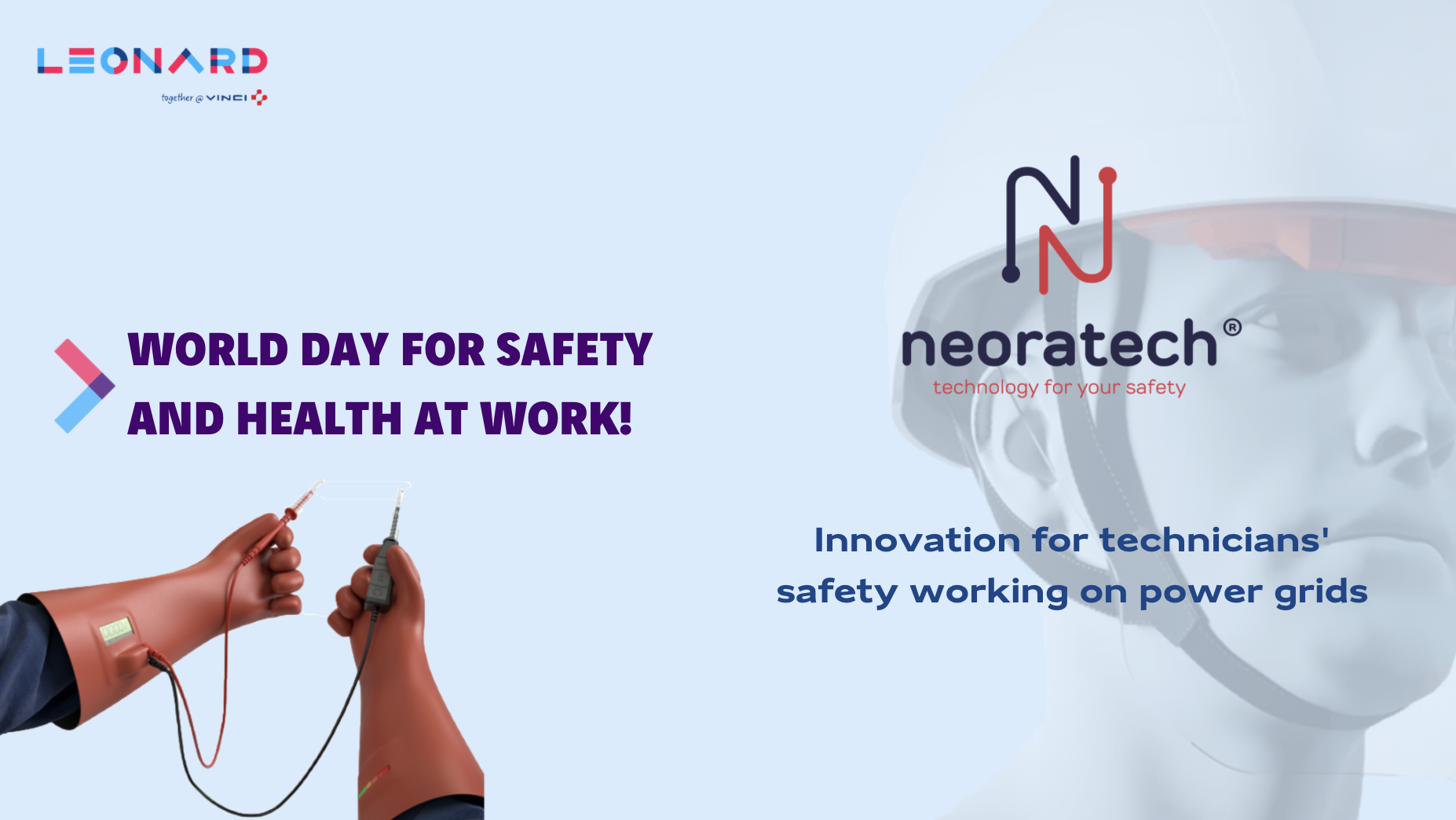 World Day for Health and Safety at Work: innovation for safety