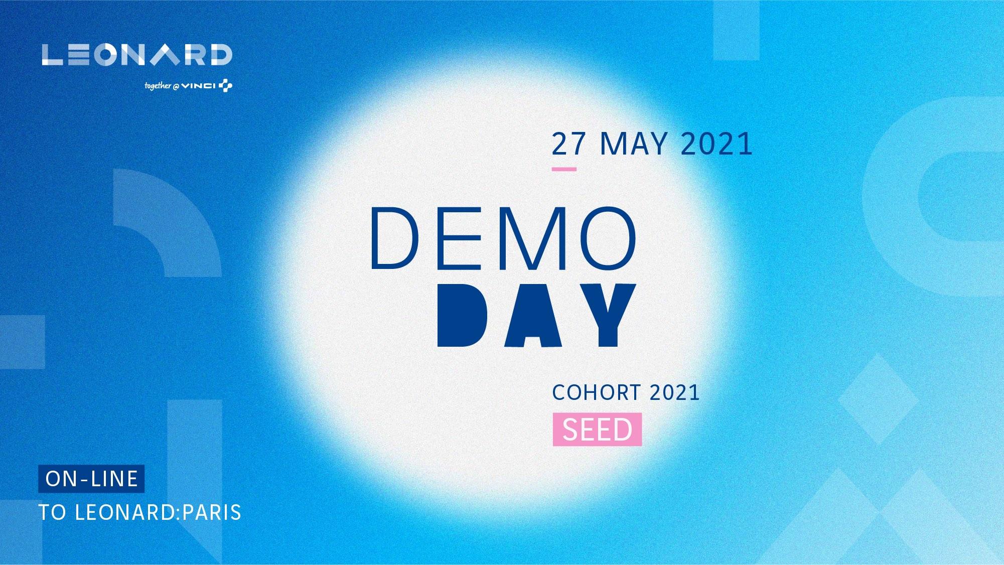 Demo Day : découvrez nos start-up SEED !