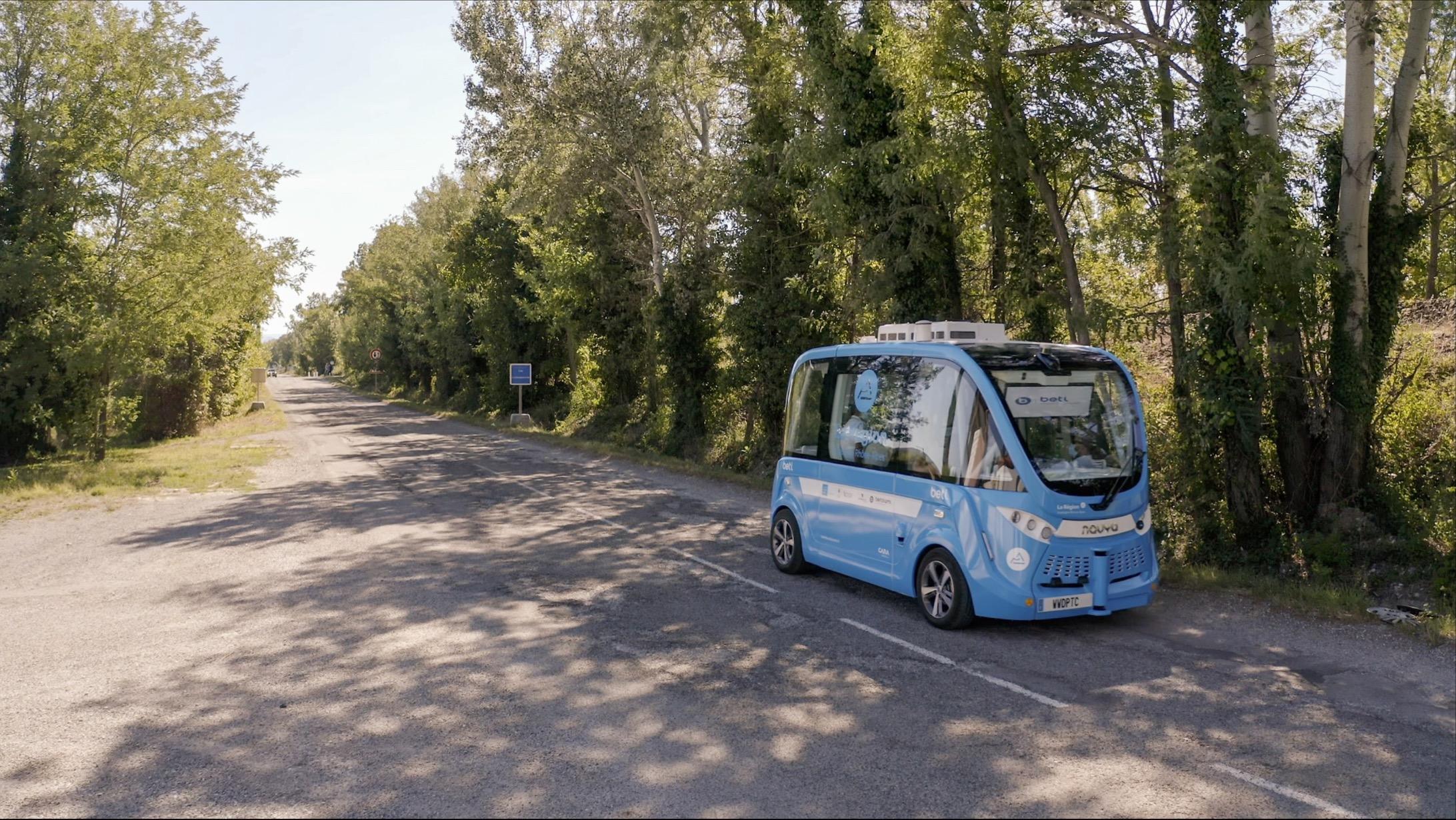Comment le véhicule autonome servira la décarbonation des mobilités ?