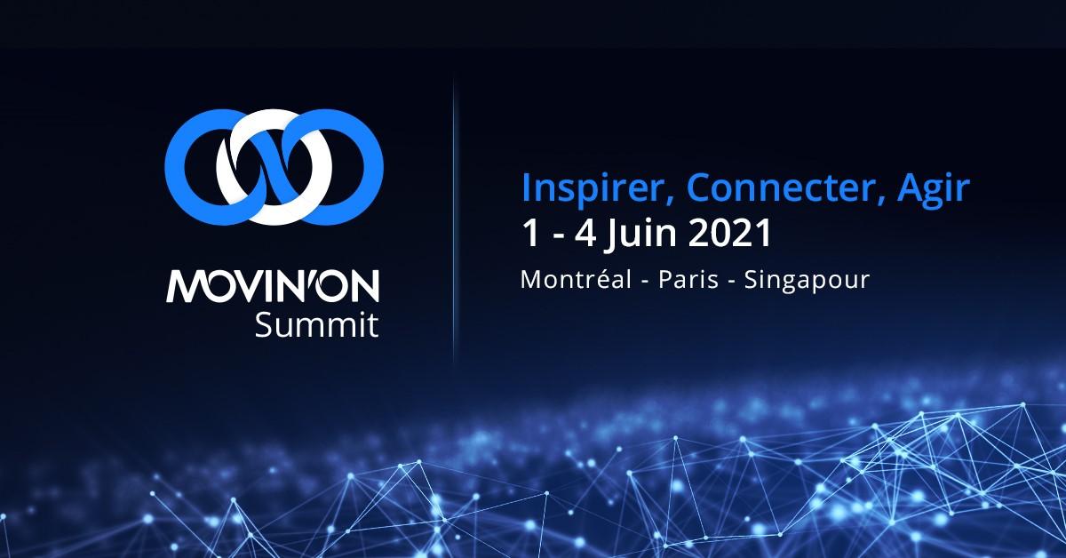 Movin'On : rendez-vous au sommet mondial de la mobilité durable