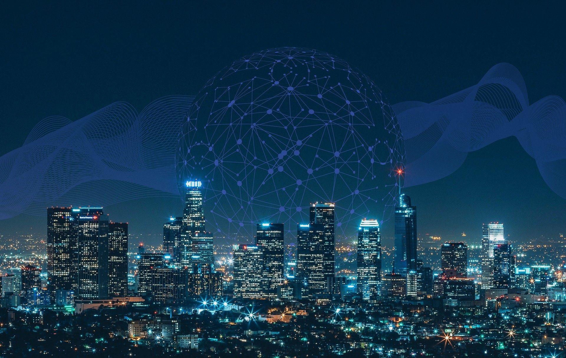 Jumeaux numériques : horizon des bâtiments et des villes