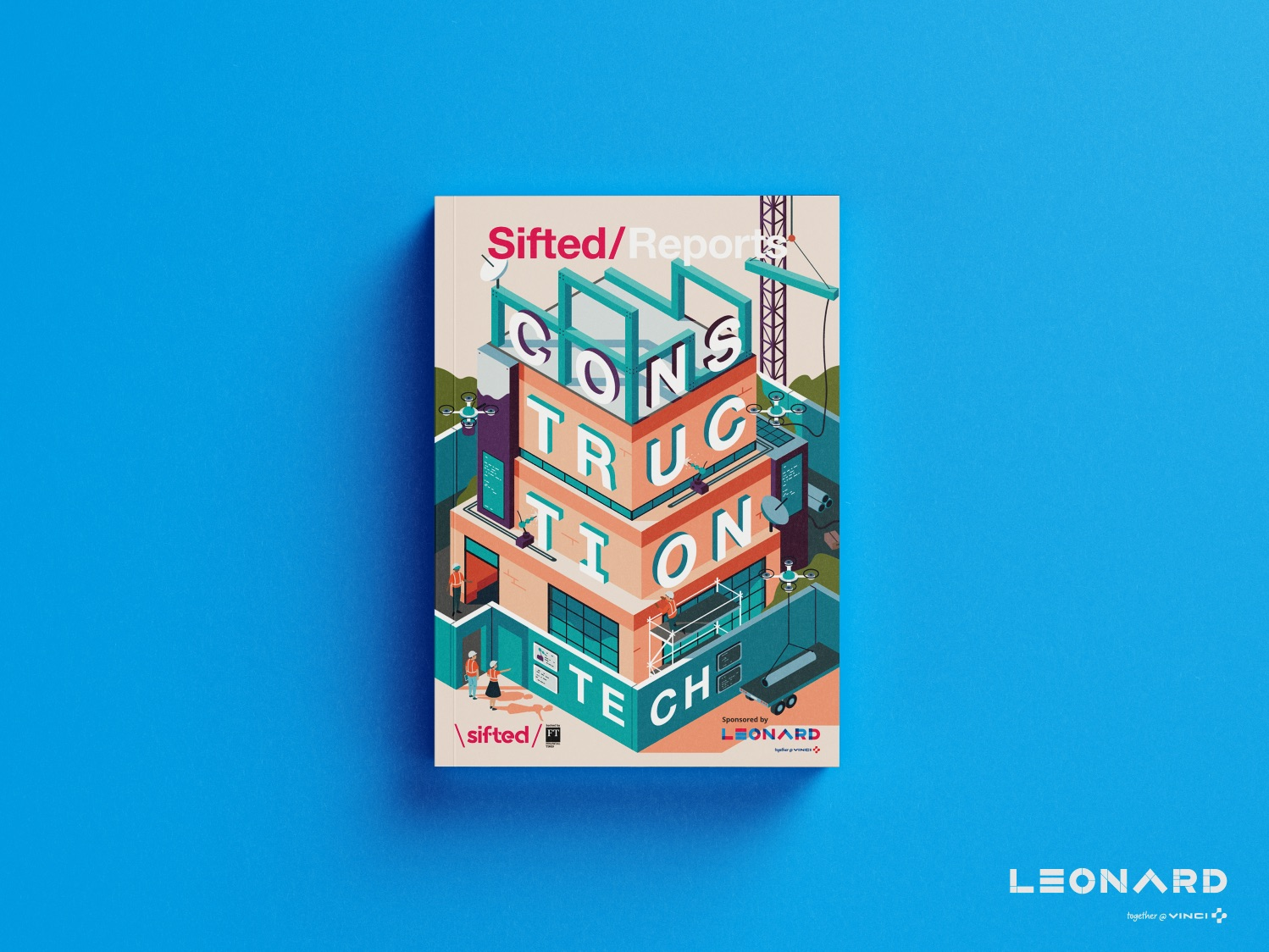Leonard and Sifted publish exclusive report on Contech in Europe