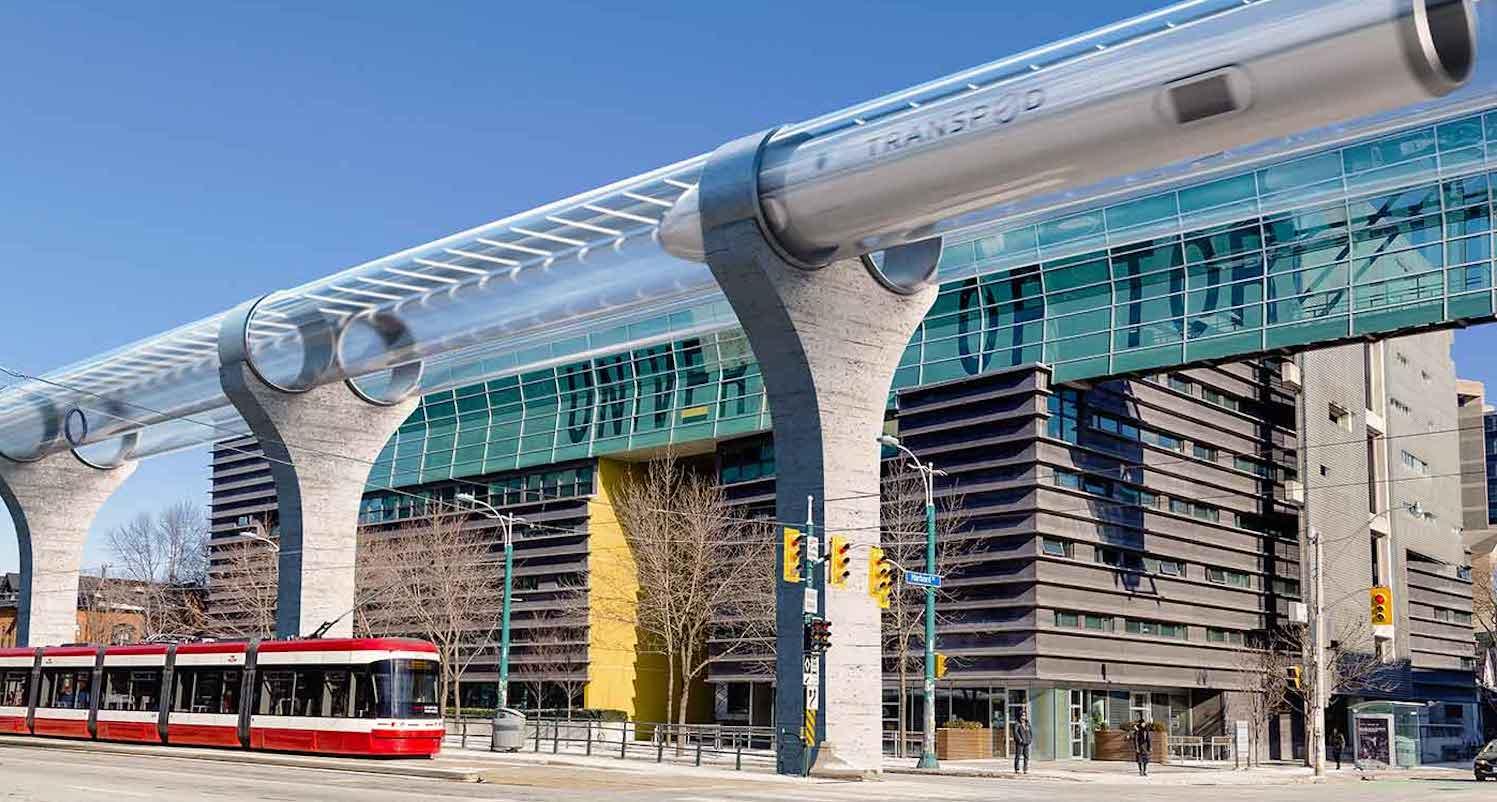 Le point sur Hyperloop et le transport hyper-rapide par tube