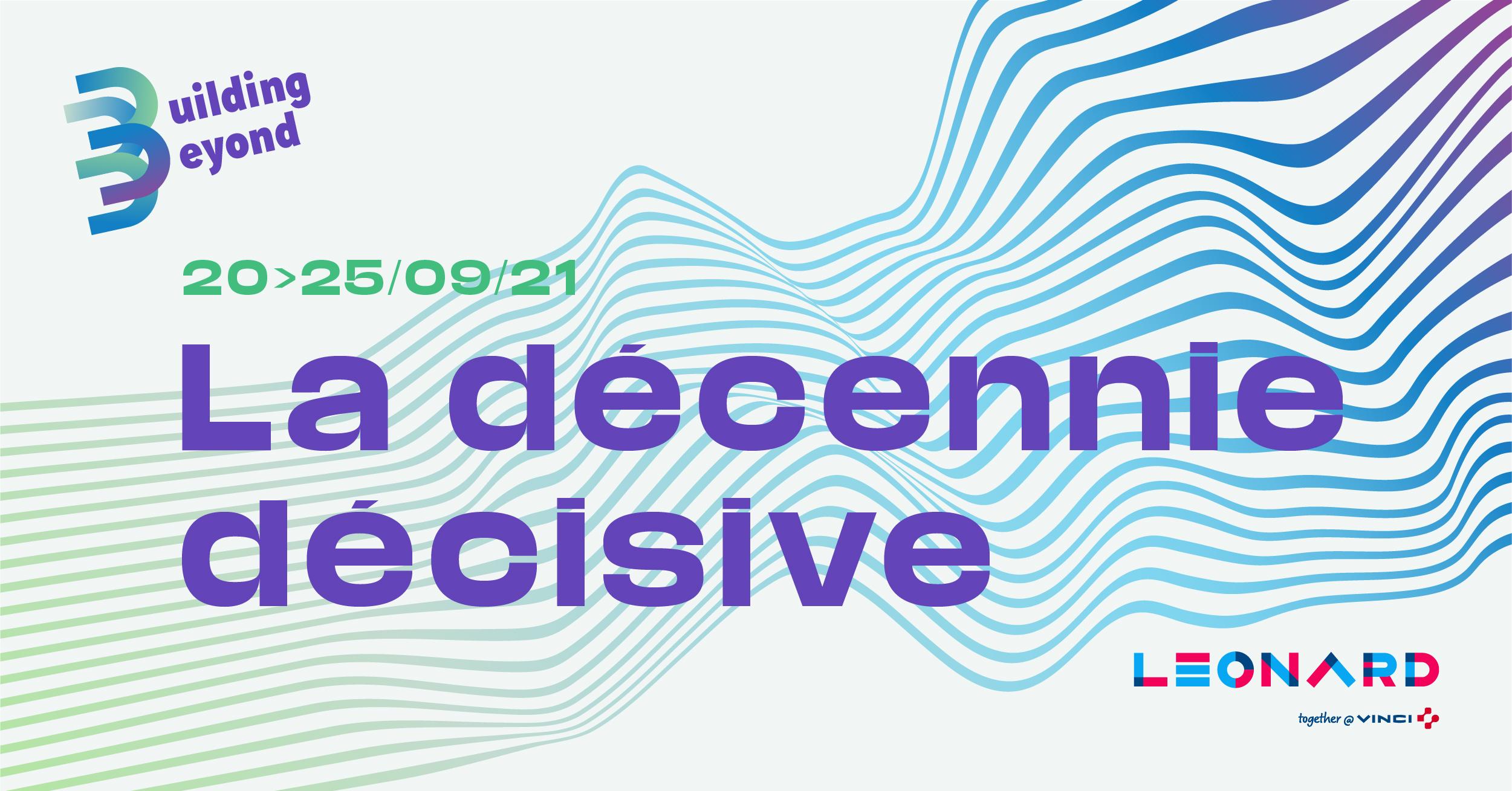 La décennie décisive:4eédition du festivalBuilding Beyond