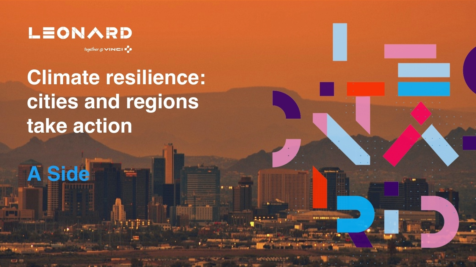 """Newsletter """"Climate resilience: cities and regions take action"""" – July 2021"""