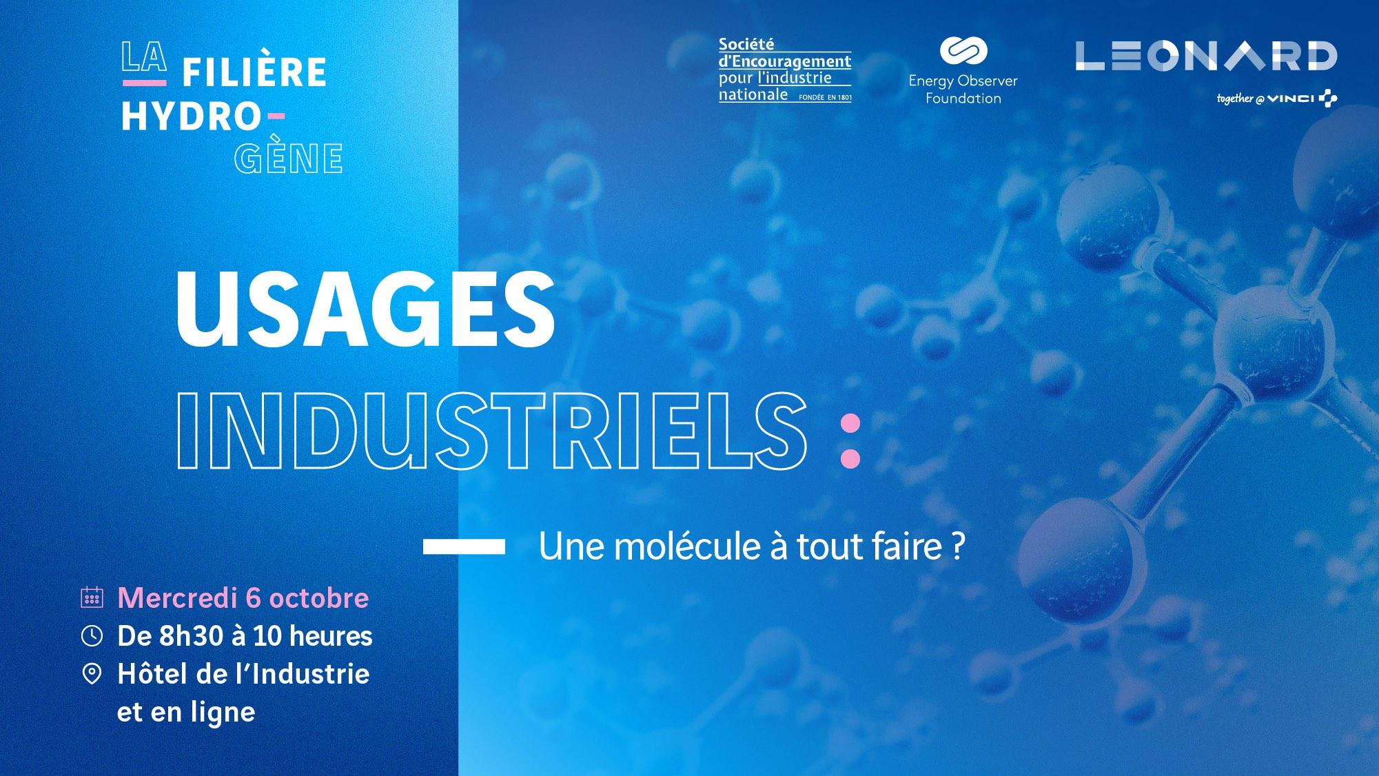 Usages industriels : une molécule à tout faire ?