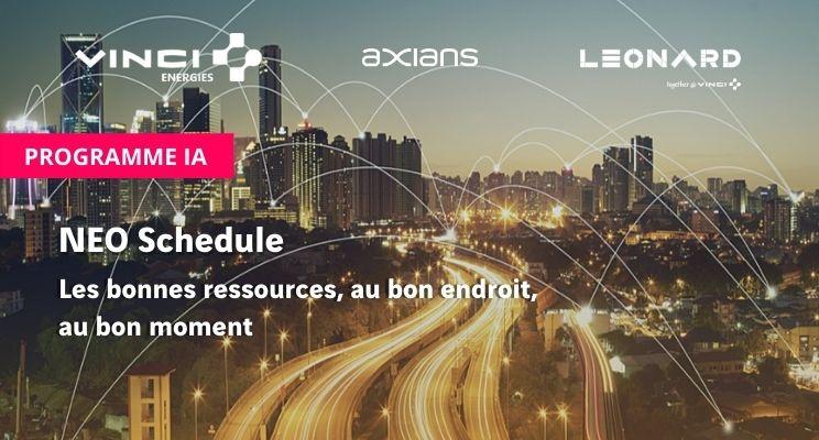 Programme IA : découvrez le projet NEO Schedule !