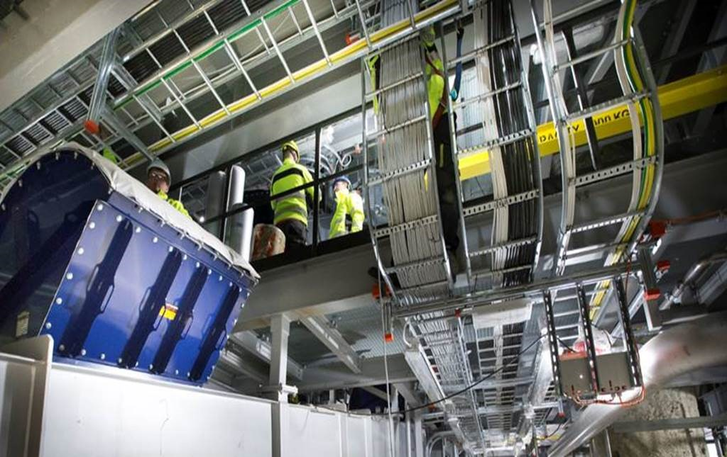 Automatisierte Planung von Kabelroutings (Projekt eCable)
