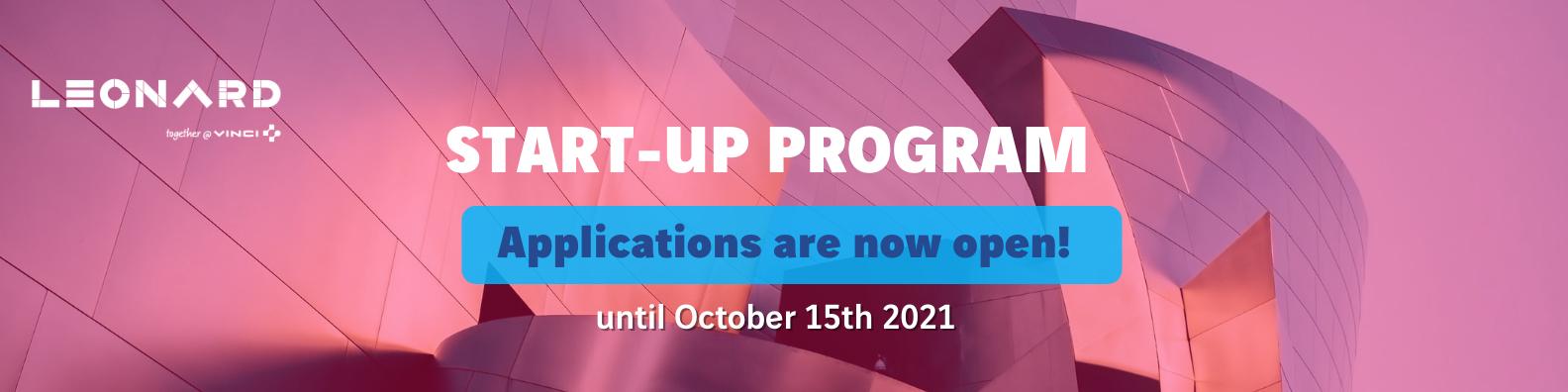 startup program
