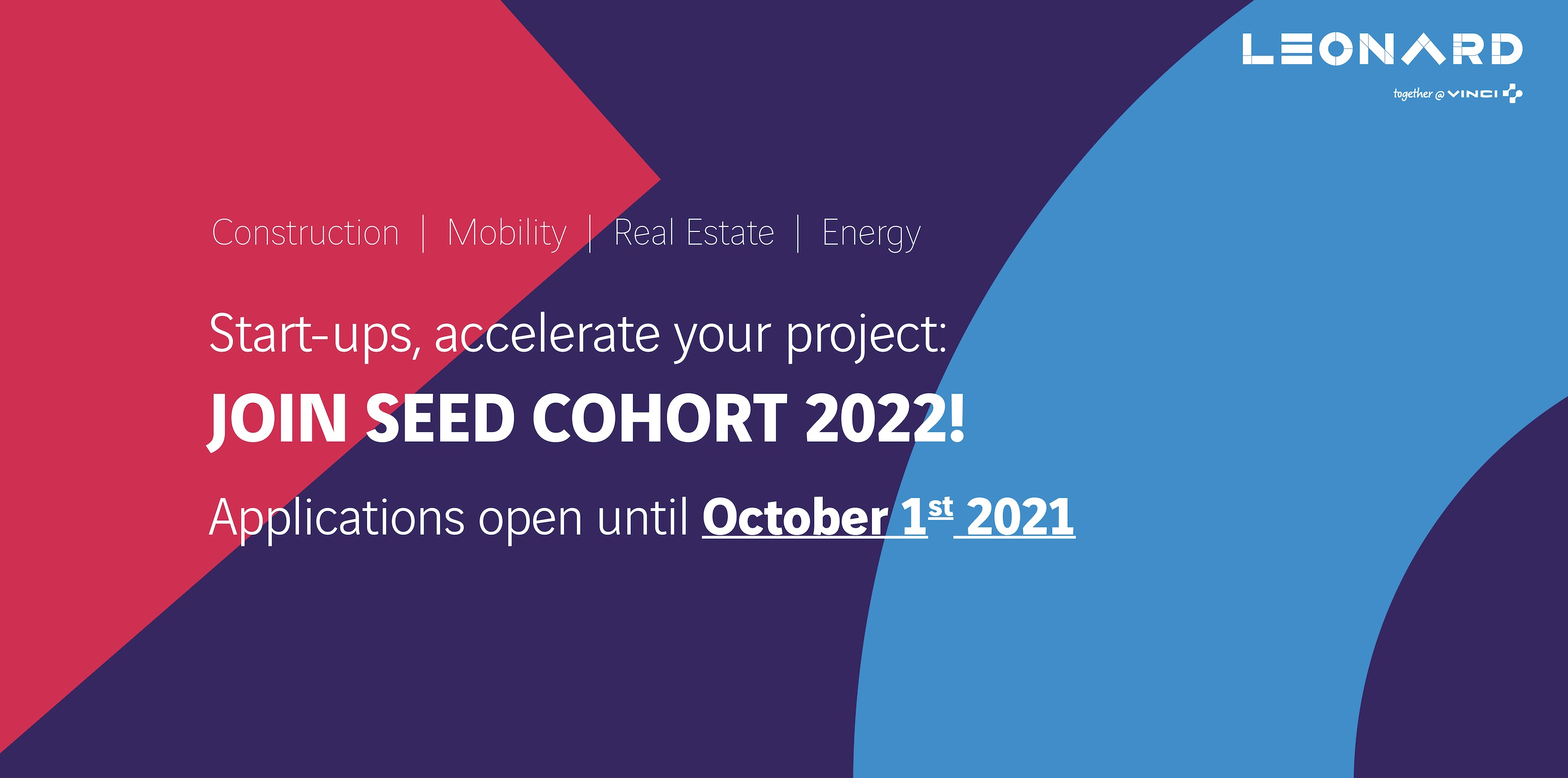 Start-up: Leonard opens applications for its SEED acceleration program for 2022